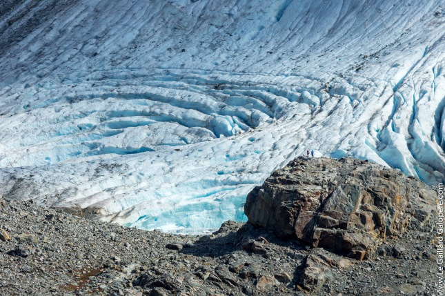 Wedgemountain Glacier