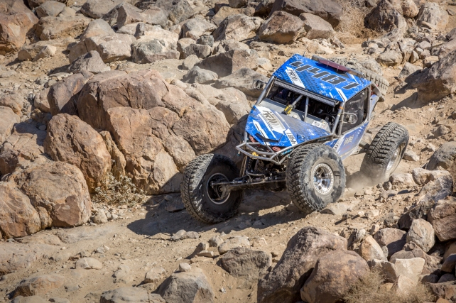 February 2016, in Johnson Valley (CA), the desert becomes the playground for the King Of The Hammers competitors.