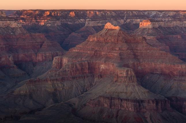 South Rim Grand Canyon National Park