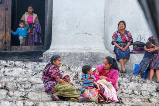 Chichicastenango, Guatemala.