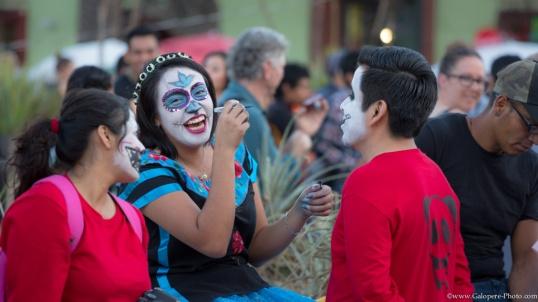 Día de los Muertos in Oaxaca, a celebration of life !